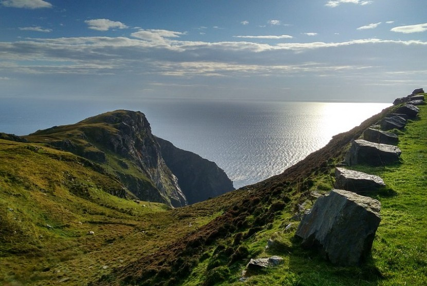 Wild Atlantic Way, Irlandia