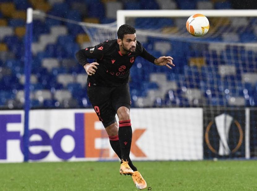 Wolverhampton Wanderers Pinjam Willian Jose dari Sociedad