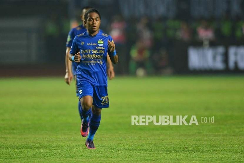 Winger muda Persib Bandung, Billy Keraf
