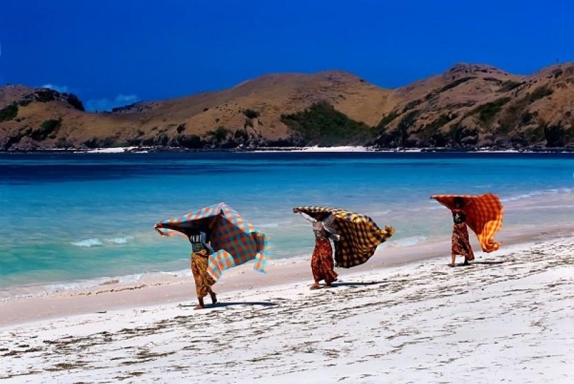 Polres Lombok Tengah Prioritaskan Keamanan Di Kawasan Wisata