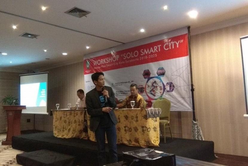 Workshop Solo Smart City.