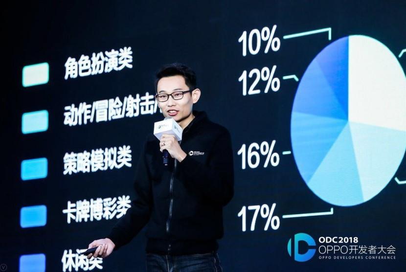 Xue Sheng, Business Development Director, OPPO Global Game Centre