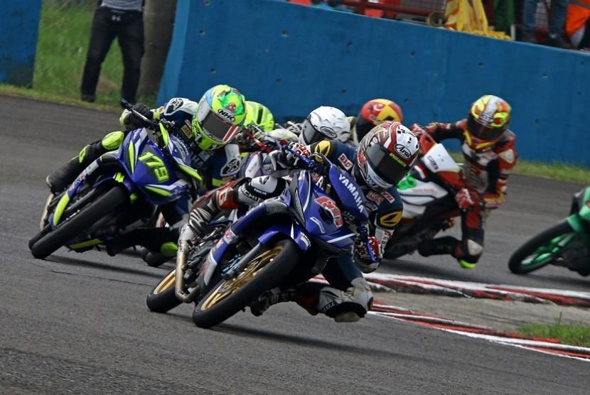 Yamaha MX King 150cc Dominasi Juara Underbone 150 (UB150)
