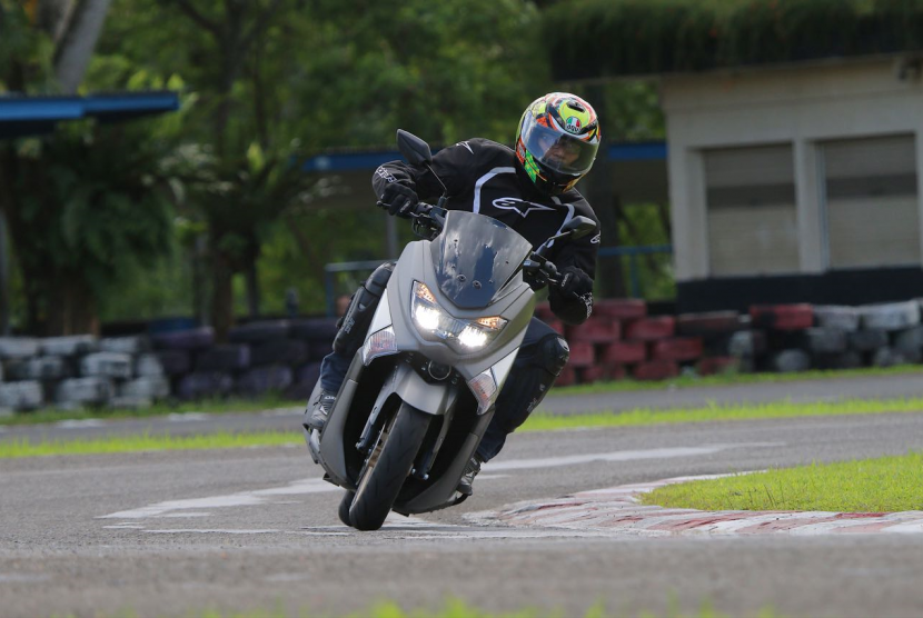 Yamaha NMAX 155 Model 2018.