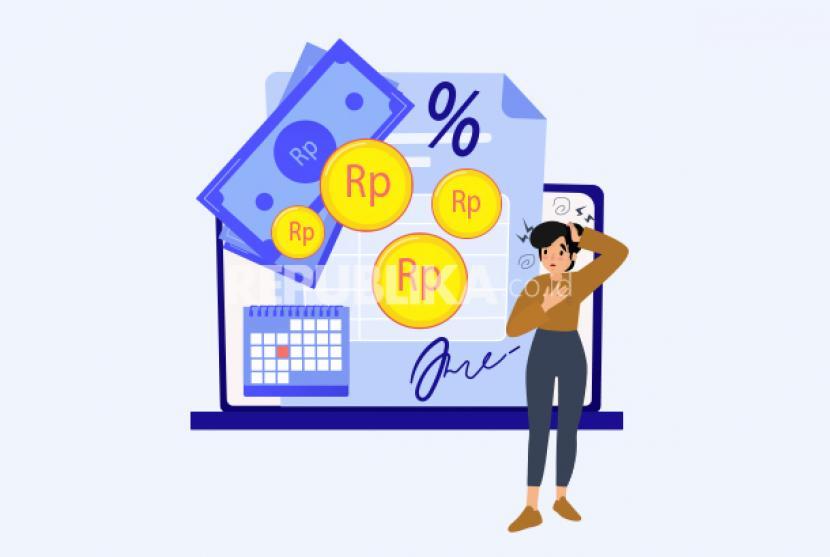 OJK: Penyaluran Pinjaman <em>Online </em>Terdaftar Tumbuh 102 Persen
