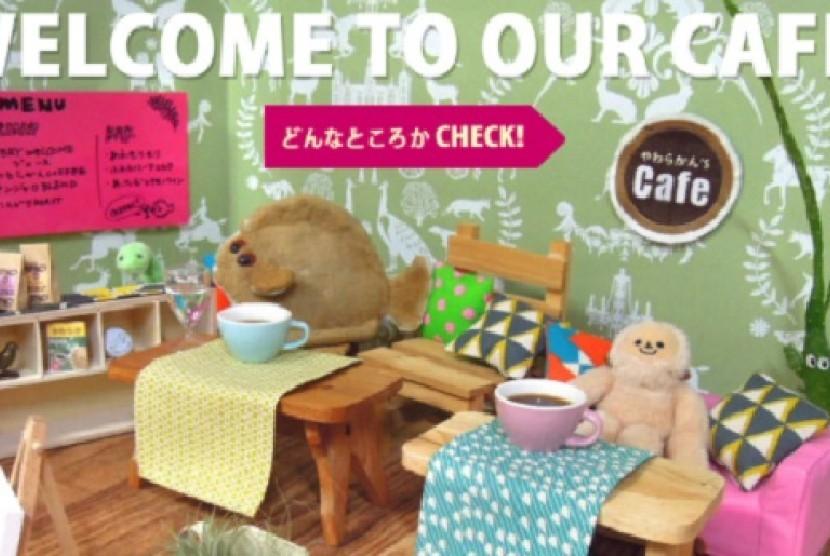 Yawarakan's Cafe