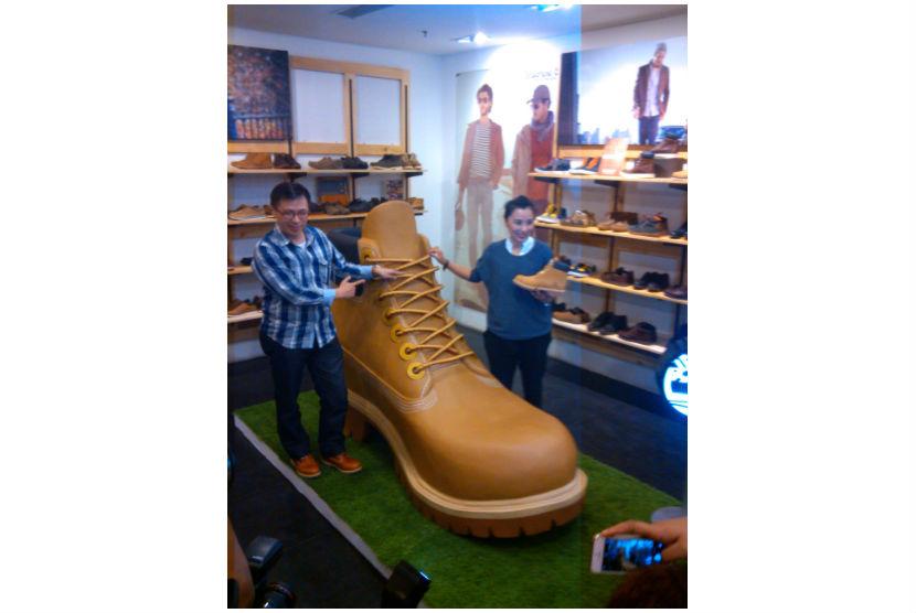 klassikko pikatoimitus myydään maailmanlaajuisesti Ini Sejarah Sepatu Ikonik Timberland | Republika Online
