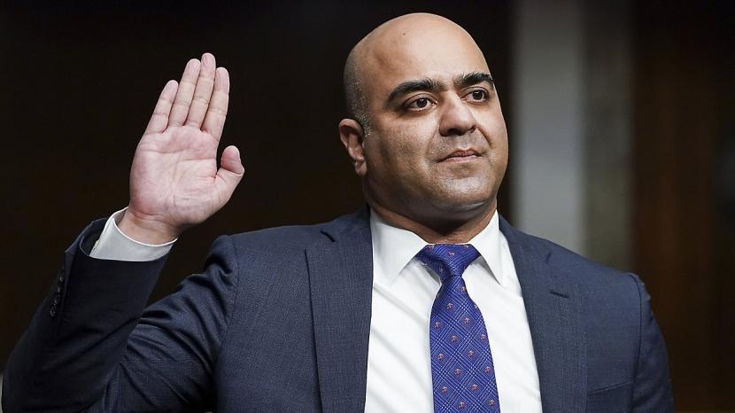 Sejarah Baru, Quraishi Jadi Muslim Pertama Hakim Federal AS   Republika  Online