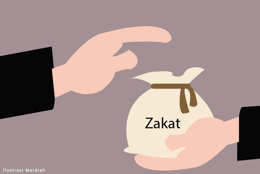 Zakat, ilustrasi