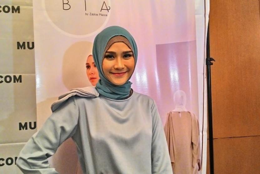 Zaskia Adya Mecca Pentingkan Inner Beauty Republika Online