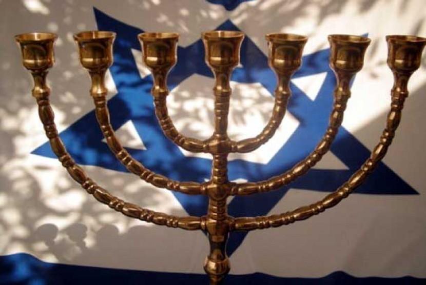 Zionisme (ilustrasi).
