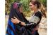 Ratu Yordania Rania al-Abdullah  (kanan)