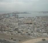Salah satu sudut kota Madinah, Arab Saudi.