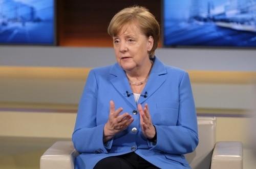 Jerman Investigasi Kerusakan Pesawat yang Bawa Angela Merkel