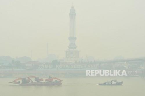 DPR Minta Pemerintah Lebih Tegas Tindak Pembakar Hutan