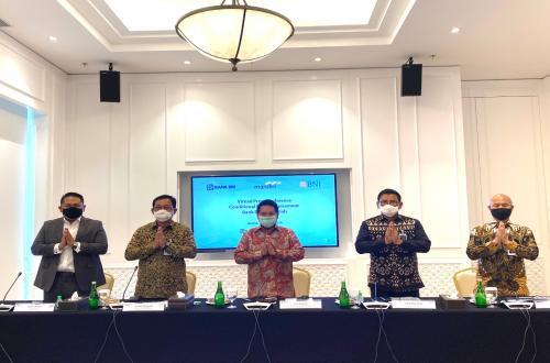 BRI Optimistis Indonesia Lahirkan Bank Syariah Terbesar