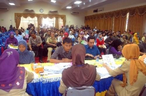 Pendaftar Seleksi CPNS di Kota Madiun Tembus 2.200 Orang