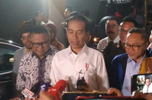 Menyoal Pidato Jokowi yang tak Singgung Amendemen Terbatas