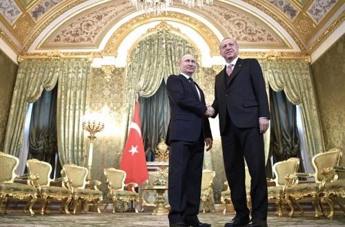 Hubungan Turki-Rusia Diuji dalam Perang Berita-Berita Palsu