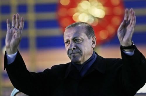 Erdogan Klaim Bersihkan 1.000 Km Wilayah Suriah dari Teroris