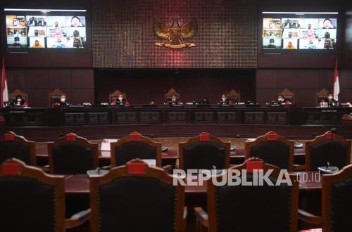 MK Putuskan Pengadilan Pajak Tetap Di Bawah Kemenkeu