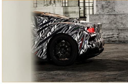 Maserati Siap Hadirkan MC20
