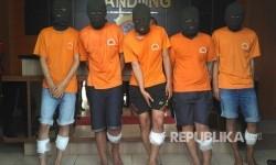 Perampok SPBU di Bandung Dihadiahi Timah Panas