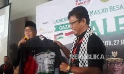 Warga Jabar Bantu Air Bersih untuk Palestina