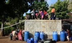BPBD Cilacap Masih Salurkan Bantuan Air Bersih