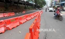 Jalan Satu Arah di Kota Purwoketo Diperluas