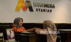 Laba Naik, Bank Mega Syariah Salurkan Zakat Rp 4,3 Miliar