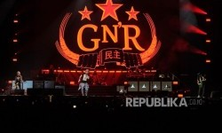 Tur Australia Guns N' Roses Kembali Diundur Setahun Lagi