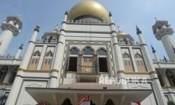 Lima Masjid Termegah dan Terindah di Singapura