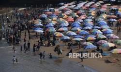 Penataan Kawasan Pantai Baron Yogyakarta Ditunda