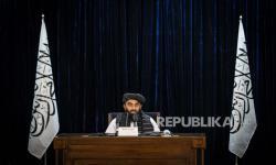Taliban Tunjuk Dubes PBB, Minta Ikut Rapat Majelis Umum