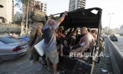 Korban Tewas Ledakan Beirut Bertambah Jadi 135 Orang