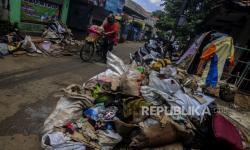 Volume Sampah di Kota Tangerang Naik 325 Ton
