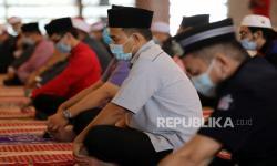 Satgas Covid Gorontalo Sidak Protokol Kesehatan di Masjid