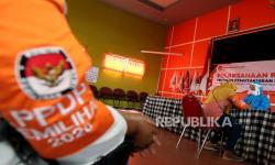 KPU Mataram Pastikan Semua Petugas KPPS Bebas Covid-19