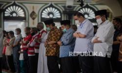 JK: Presiden Sepakat Masjid Dibuka Jumat, Bila...