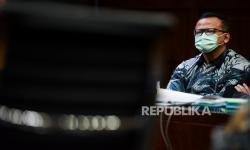 In Picture: Sidang Lanjutan Kasus Izin Ekspor Benur Mantan Menteri KKP
