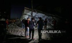 Jumlah Korban Jiwa Serangan Israel ke Gaza 53 Orang