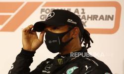 Lewis Hamilton Absen di GP Sakhir