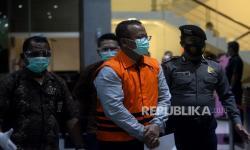 Edhy Prabowo Nyatakan Mundur dari Jabatan Menteri KKP