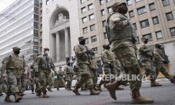 Lebih dari 150 Garda Nasional di Washington Positif Covid-19