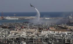 Program Pangan Dunia akan Impor Gandum untuk Beirut