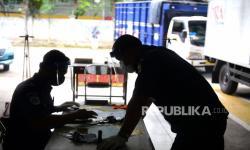 In Picture: Layanan KIR di Yogyakarta Kembali Dibuka