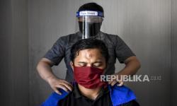Sumatra Selatan Segera Berlakukan Denda tak Pakai Masker