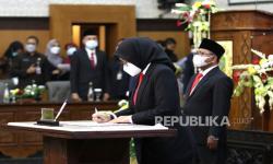 In Picture: Sertijab Bupati dan Wakil Bupati Banyuwangi
