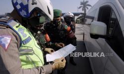 Sepekan, 430 Kendaraan Pendatang Putar Balik di Cianjur